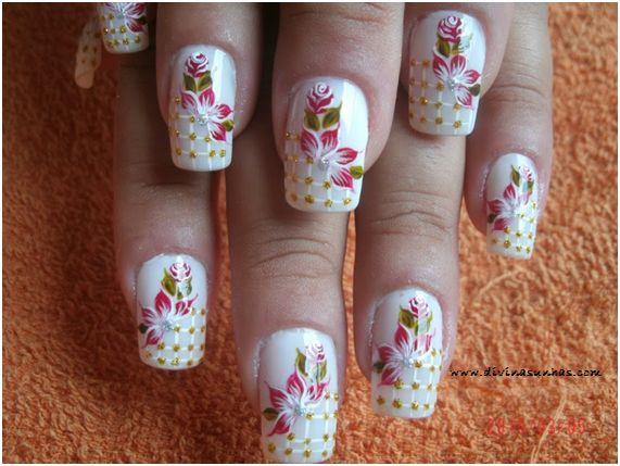 Você que adora unhas decorativas vai amar estes modelos com lindas fotos de unhas decoradas que serão a grande tendência 2013. As unhas são um adereço natu