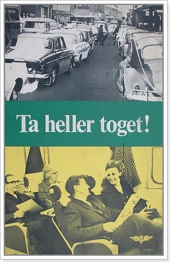 Old commercial poster/advert