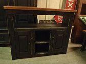Genuine Amish TV console