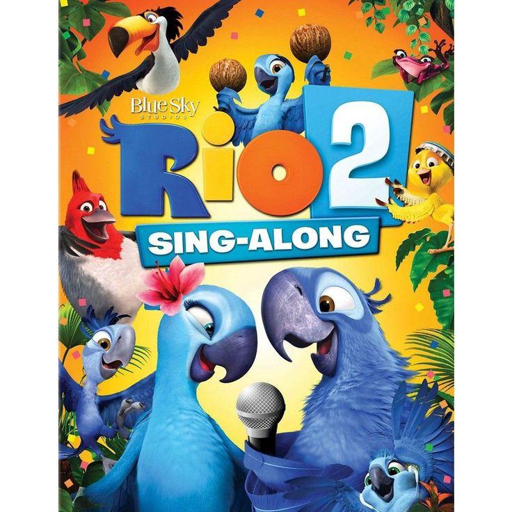 Rio 2 Sing-Along, Movies