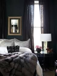 masculine industrial canopy bed - Google Search
