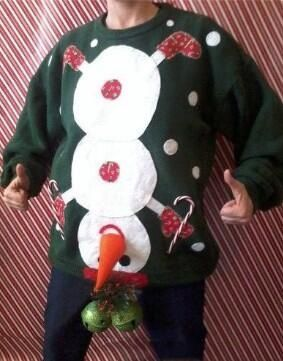 I so want to make this for next years party!! And find a victim to convince to wear it haha!