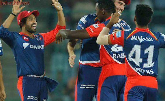 IPL Live Score: Delhi Daredevils vs Mumbai Indians