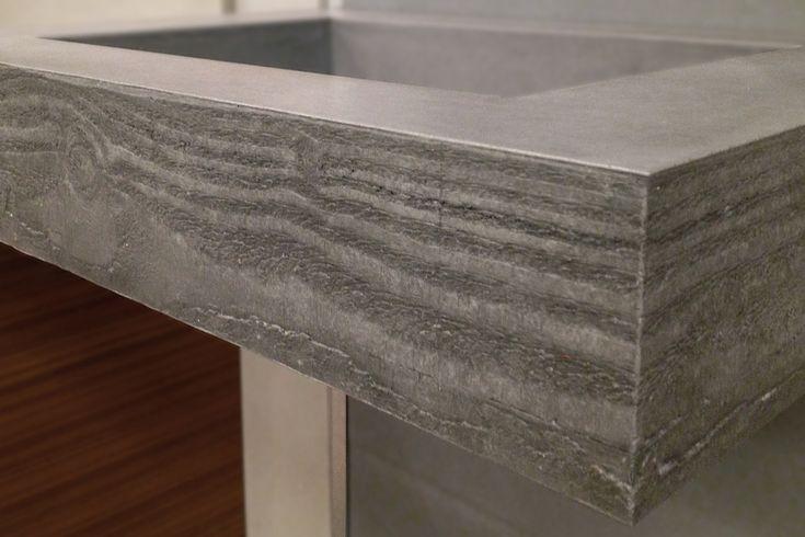17 best images about concrete bathrooms on pinterest Mold free bathroom design
