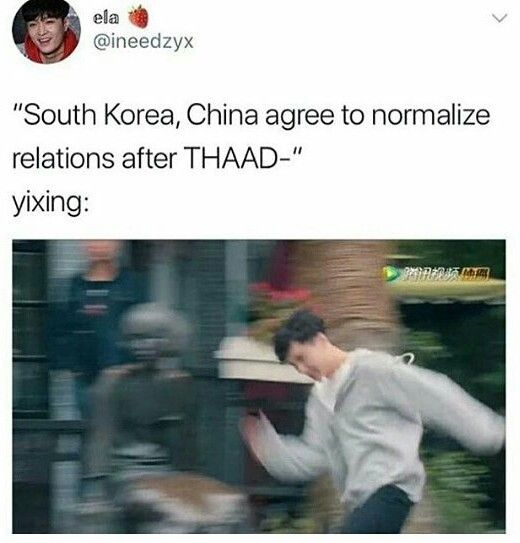 YIXING IS FINALLY COMING BACK YESSSSS