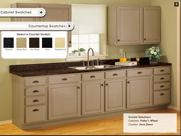 Rustoleum Countertop Paint Java Stone : ... about Kitchens on Pinterest Countertops, Open shelving and Cabinets
