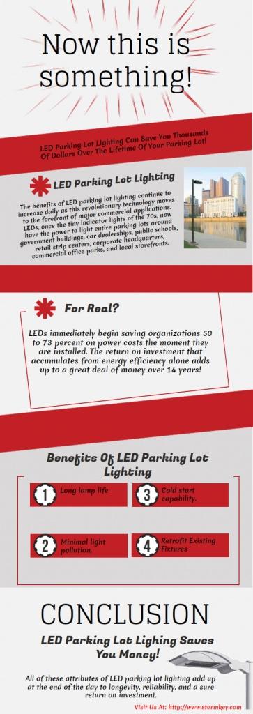 LED Parking Lot Lighting LED Parking Lot Lighing –