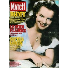 Paris Match (n°1732) du 06/08/1982 - Romy Schneider -... [Magazine mis en vente par Presse-Mémoire]