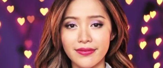 Michelle Phan's Romantic Valentine's Day Makeup Tutorial (VIDEO): Skyn ICELAND Fresh Start Mask with Ice Age Mud