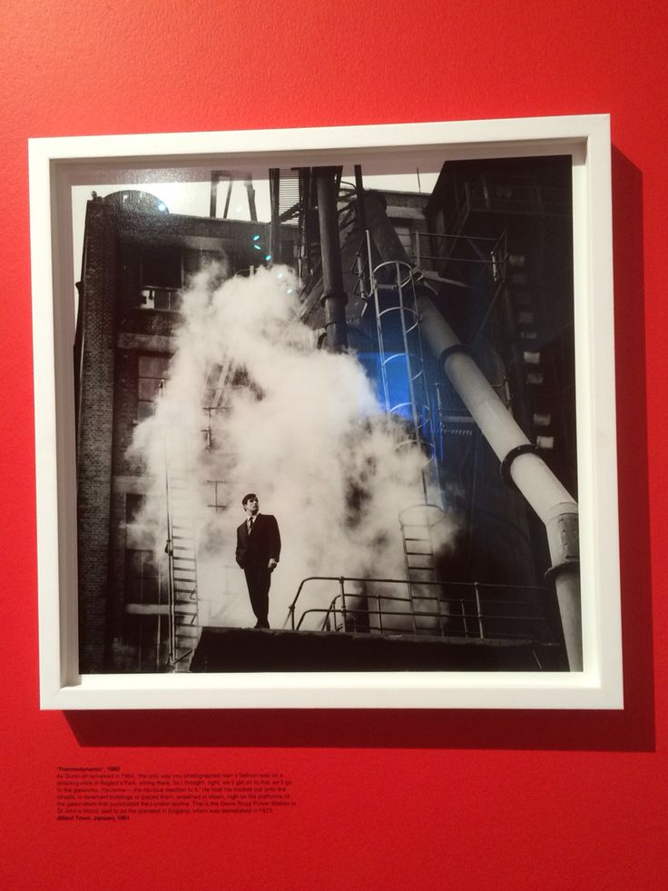 Picture of a picture (Terence Donovan - Speed of Light)