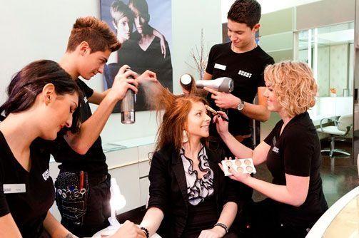 Einzigartige Ausbildung in der Beauty- und Stylingwelt ganz am Puls der Zeit:  Für 2013 sucht BUNDY BUNDY 45 Lehrlinge an 18 Standorten