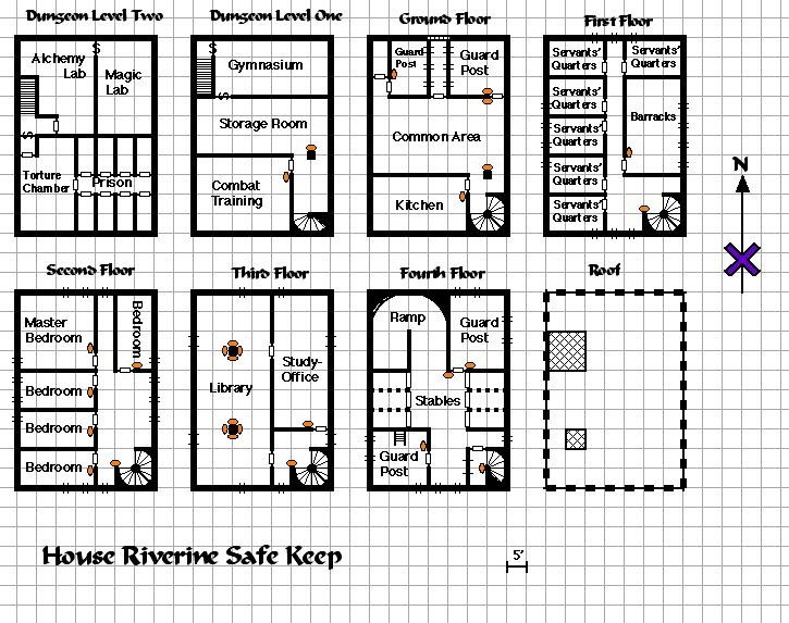 17 best images about maps galore on pinterest ruins for Floor 2 dungeon map