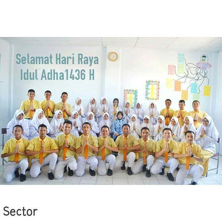 Idul Adha 1436 H #Sector