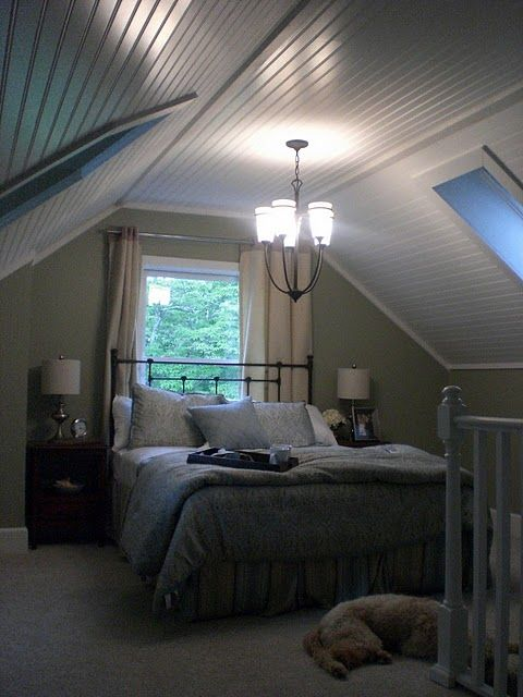 25 best ideas about upstairs bedroom on pinterest attic for Upstairs bedroom designs