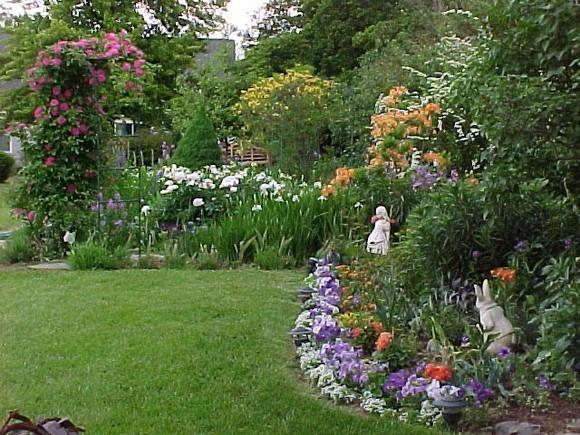 english garden   Garden & Outdoor Living Ideas   Pinterest