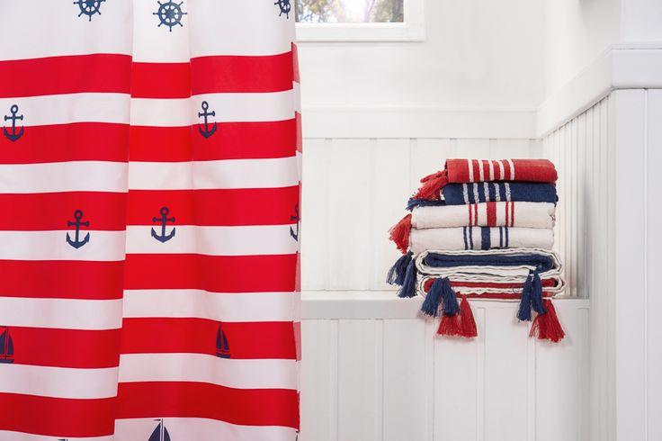 Bathroom textiles