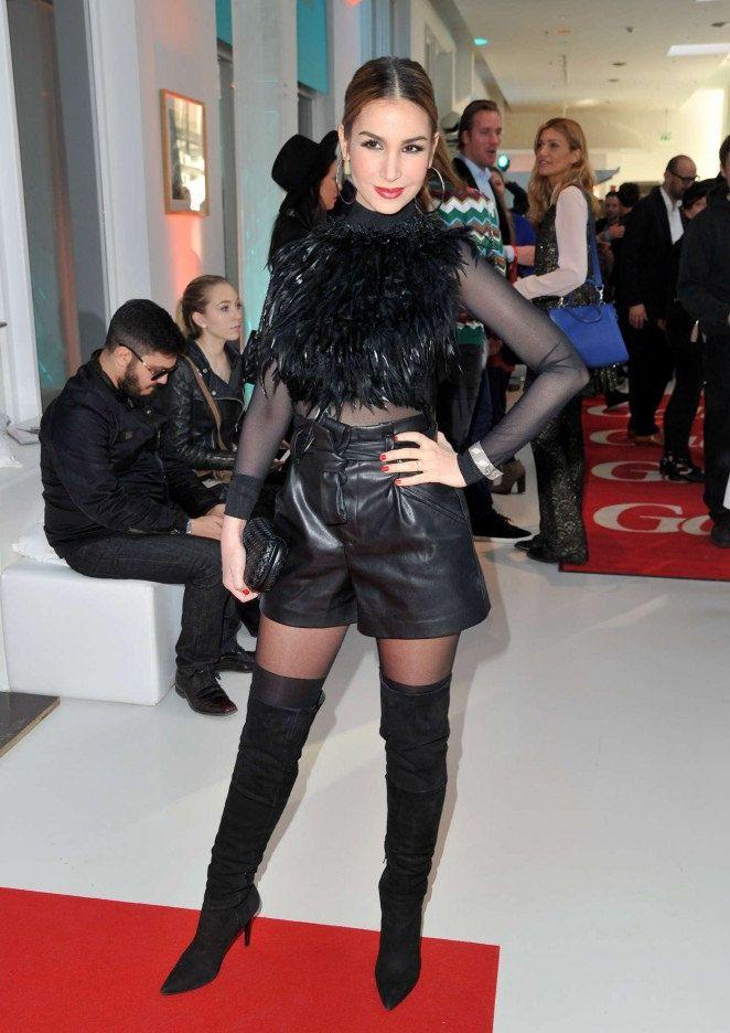 https://flic.kr/p/N54XUT   Sila Sahin   The Gala Fashion Brunch during the Mercedes-Benz Fashion Week 2016 in Berlin - January 25, 2016.