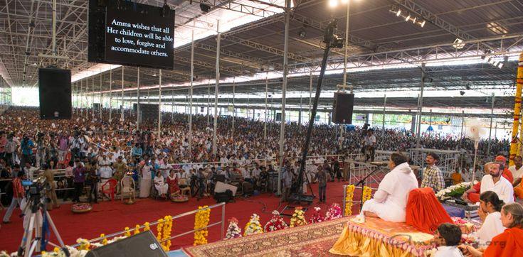External success is impermanent, we need inner victory - Amma, Mata Amritanandamayi Devi