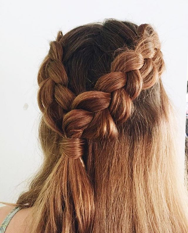 I like big braids and I cannot lie. : @unravelledhair