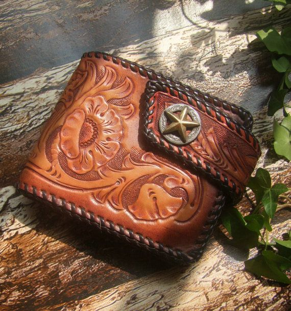 Hey, I found this really awesome Etsy listing at https://www.etsy.com/listing/173029781/hcwallet-handmade-leather-craft-wallet