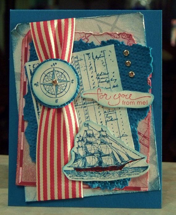 97 best images about stampin up Open sea on Pinterest | Masculine ...