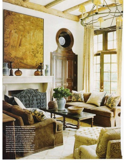 timeless and classic interior designer dan carithers