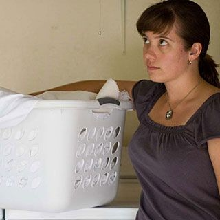 Scientific American gives the scary details about the toxins that you are exposing yourself to when you use Fabric Softener and Dryer Sheets.
