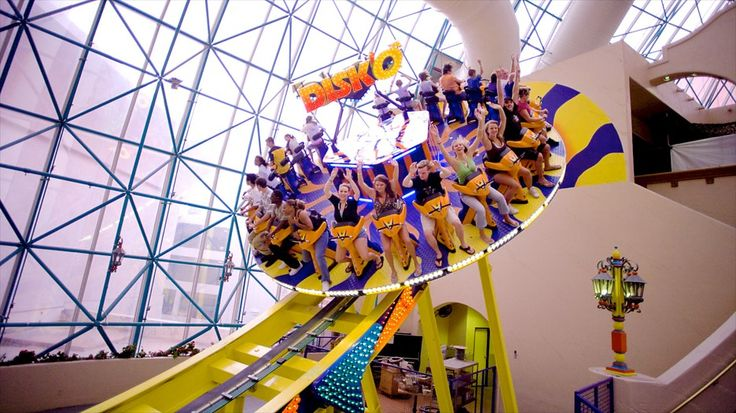 Las Vegas Indoor Amusement Park | Adventuredome Theme Park - Las Vegas - MGM Resorts International