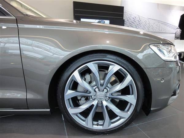 19 Zoll Kompletträder Audi A6 4G V10