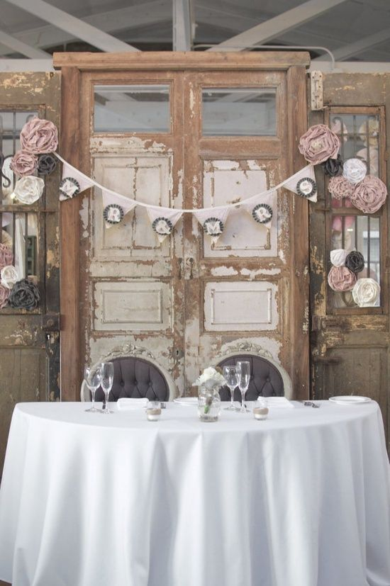 1000 Ideas About Rustic Head Tables On Pinterest Head