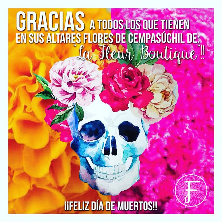 """¿Sabían que? La #Flor de #Cempasuchil es la más común en un altar de muertos, tanto su belleza como su olor atraen a las almas de los difuntos hacia la ofrenda. Muchas veces las flores se colocan en forma de cruz o formando un """"sendero"""" a seguir por las ánimas.  #Flores #LaFleurBoutique #Tradición #México #DíaDeMuertos #Tradiciones"""