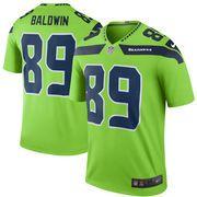 DOUG BALDWIN SEATTLE SEAHAWKS NIKE COLOR RUSH LEGEND JERSEY - GREEN  Nike From: Fanatics.com $79.99