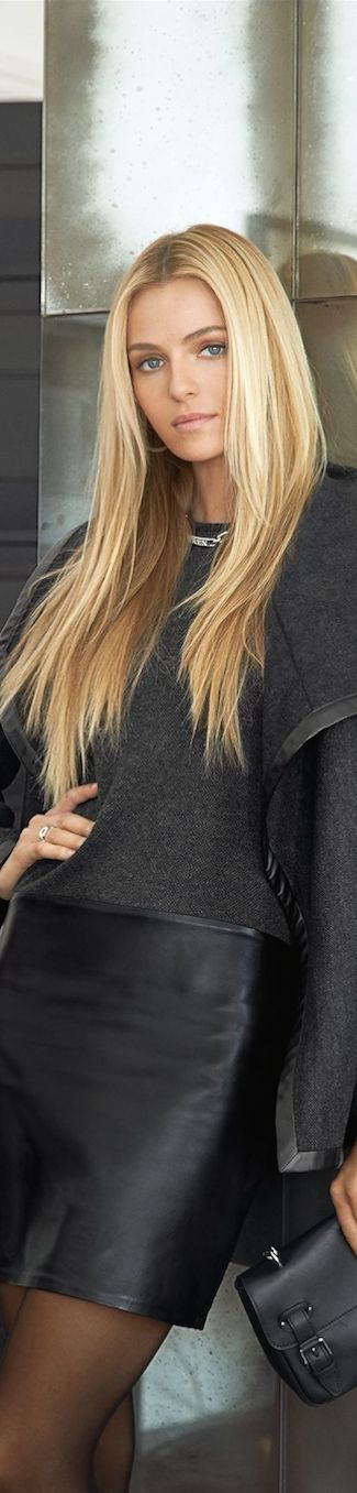 RALPH LAUREN DOUBLE-FACED-WOOL TALISA COAT | The House of Beccaria~ Valentina Zelyaeva