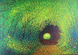 Love Tunnel Valintines by simon-knott-fine-artist at zippi.co.uk