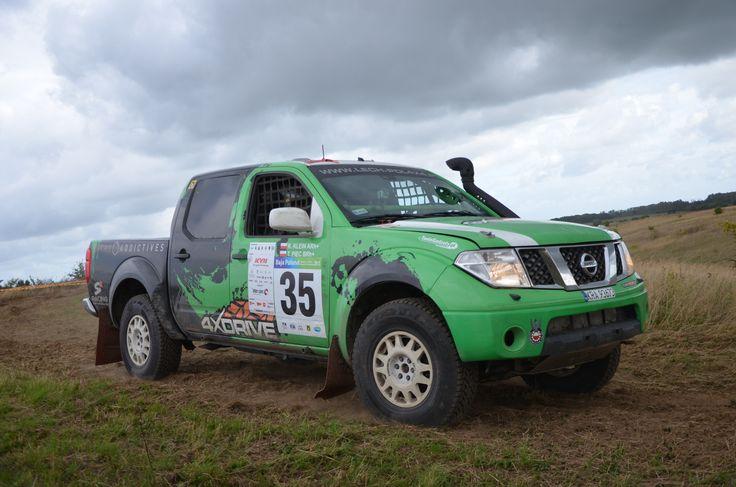 Nissan Navara Green T2