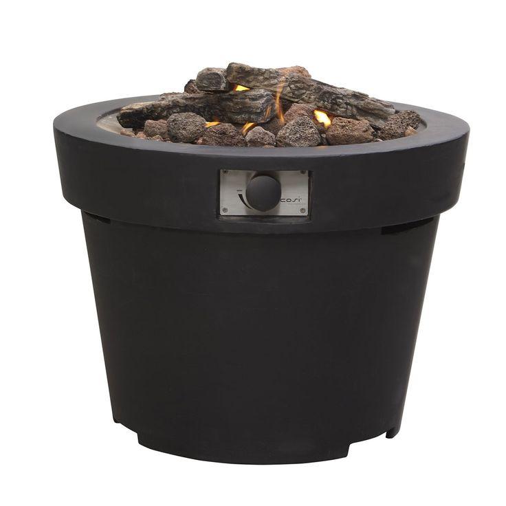 De donkergrijze Cosidrum 56 van Cosifire is de ideale trendy aanvulling voor uw tuin. Creëer een heerlijke warmtebron die u en al uw gasten zal behagen. Dankzij het unieke materiaal van deze ronde vuur tafel brengt u comfort en authenticiteit naar uw tuin. http://gardenmart.nl/cosidrum-vuurpotten/604-cosidrum-56-donkergrijs-8712757409174.html#/accessoires-_