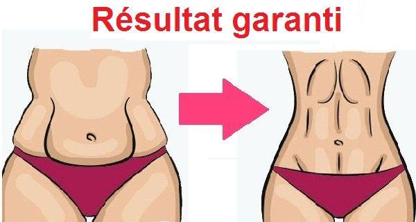 Protège ta santé: Brûleur de graisses naturel magique: Buvez un verre sur un estomac vide pendant une semaine les résultats vous étonneront