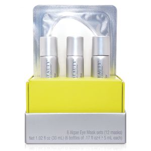 STEM CELLULAR Instant Eye Lift Algae Mask: Instantly revive, brighten and lift eyes with this revolutionary system to dramatically transform eyes' appearance in 10 minutes. The Instant Eye Lift is a two step process allowing the STEM CELLULAR™ Activator Fluid and pure marine algae Eye Mask to perform at the highest level of potency.
