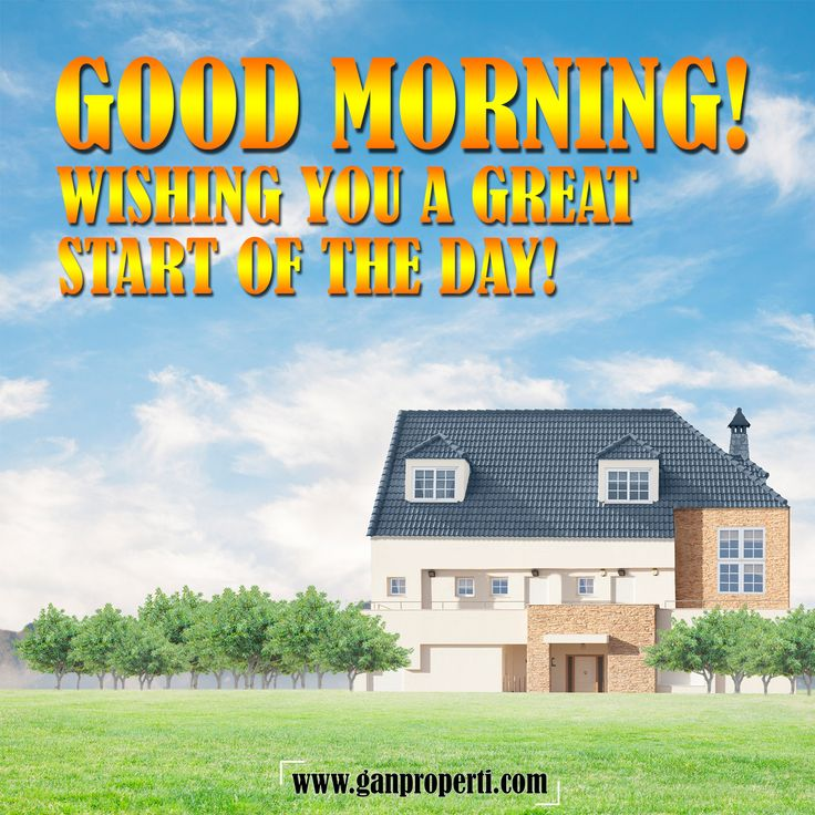 Good Morning! Wishing You a Great Start of The Day!  #house #rumahnyaman #properti #perumahan #property #realestatelife #realestate #rumah #rumahminimalis #rumahku #rumahbandung #perumahanbandung #25lokasi #landed #housing #ganproperti #lokasistrategis #rumahbaru #rumahbaruku #houseoftheday #home #forsale #homestyle #houzz #terbaru