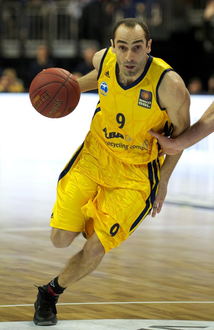 Ioannis Kalampokis (Basketball ALBA BERLIN)