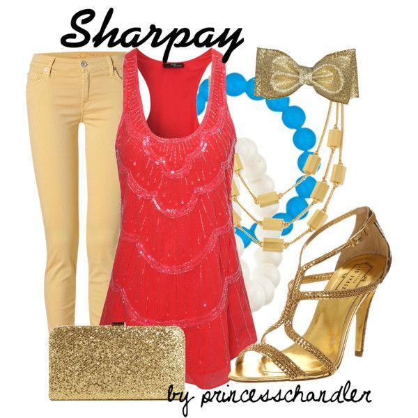 """""""Sharpay Evans"""" by princesschandler on Polyvore"""