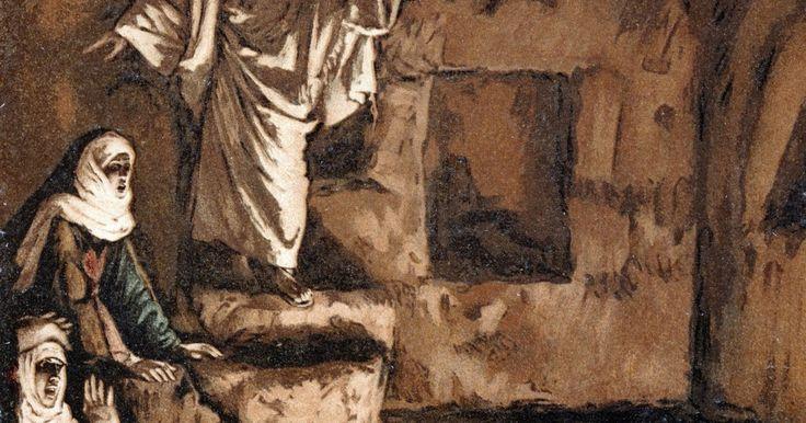 Projetos sobre a ressurreição de Lázaro para crianças. Lázaro e suas irmãs, Maria e Marta, apoiaram Jesus em seu ministério e foram incluídos em seu círculo de amigos. João 11:1 a 44 conta a história de Jesus ressuscitando Lázaro dentre os mortos. As crianças em idade pré-escolar aprenderão sobre a morte e o amor entre amigos. Os professores de pré-escola usam projetos para ensinar essa passagem pois ...