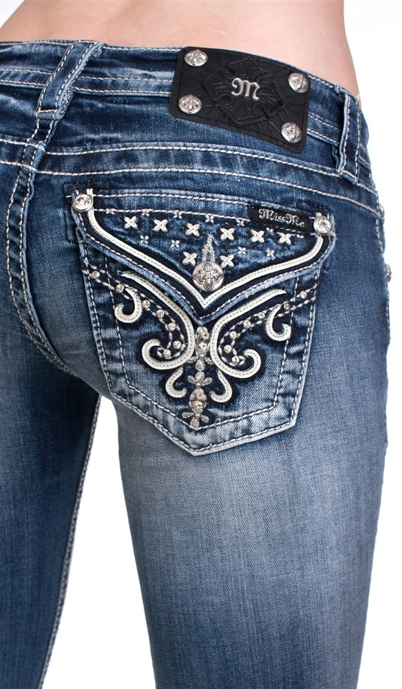 miss me jeans pocket designs - Google Search