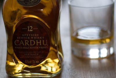 Jason's Scotch Whisky Reviews: Review: Cardhu 12 year old Single Malt Scotch Whisky