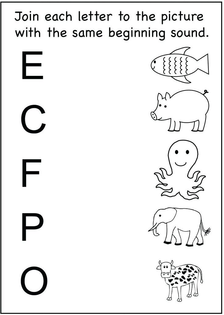 Alphabet Worksheets Best Coloring Pages For Kids Kindergarten Worksheets Free Printables Printable Preschool Worksheets Free Kindergarten Worksheets - 45+ Kindergarten Practice Worksheets Images