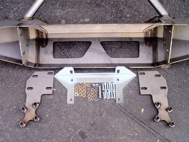 Resultado de imagen para jeep bumper fabrication parts