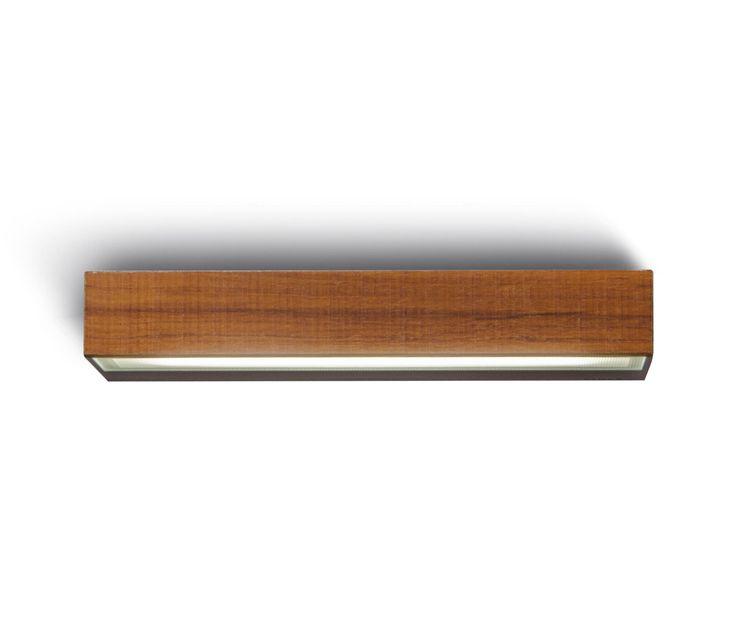 Look Wood Minilook applique 220 mm single emission von Simes | Allgemeinbeleuchtung
