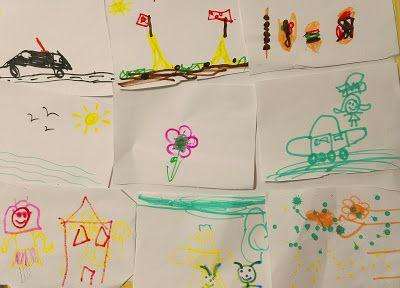 Colors of Life: Φτιάχνοντας ιστορία με ζωγραφιές