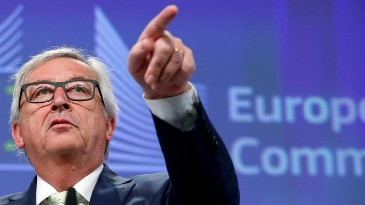 EU leaders insist the UK must move swiftly to negotiate leaving the organisation, saying any delay would prolong uncertainty.