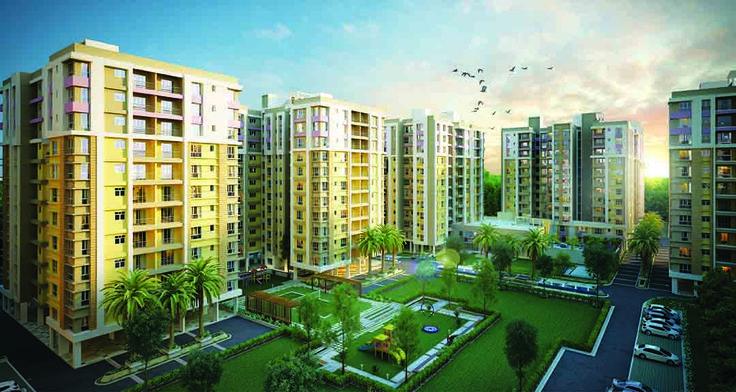 #Southwinds #Realestate #Kolkata #Apartments #Flats